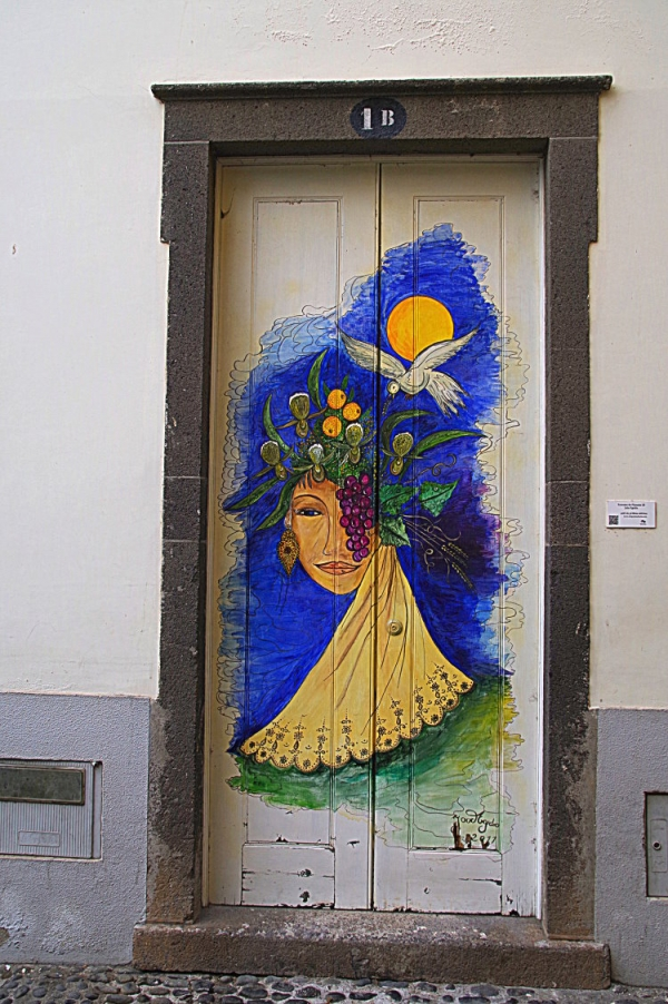 madere,funchal,portes