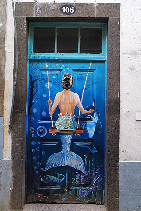 madere, funchal,portes